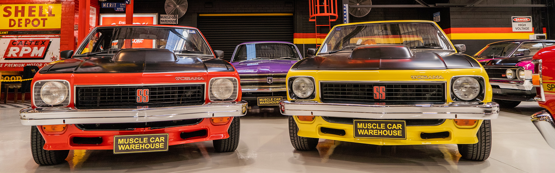 Muscle Car Warehouse - Australian Muscle Cars For Sale