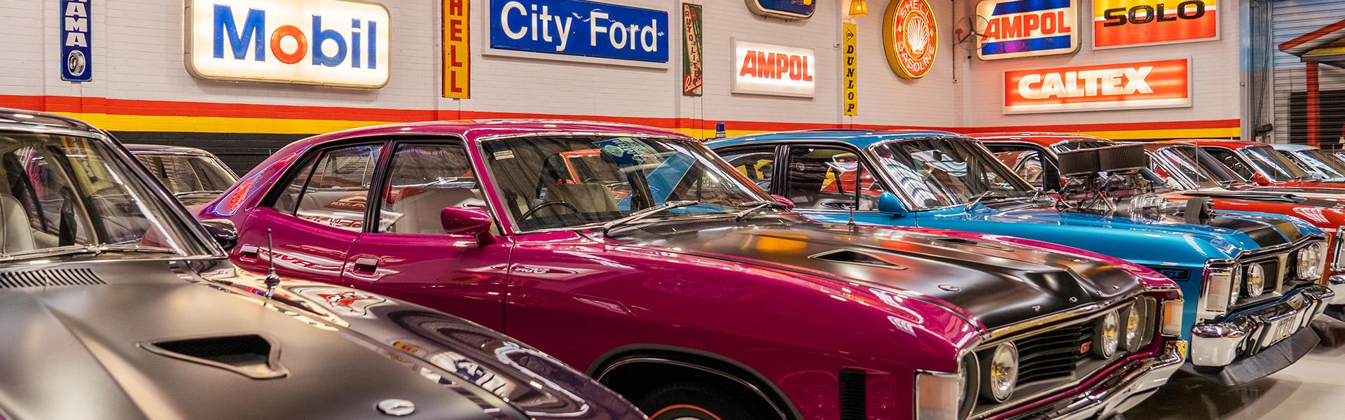 Muscle Car Showcase   Muscle Car Warehouse