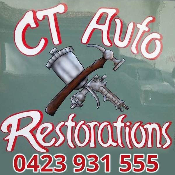 CT Auto Restorations | Partner | Muscle Car Warehouse