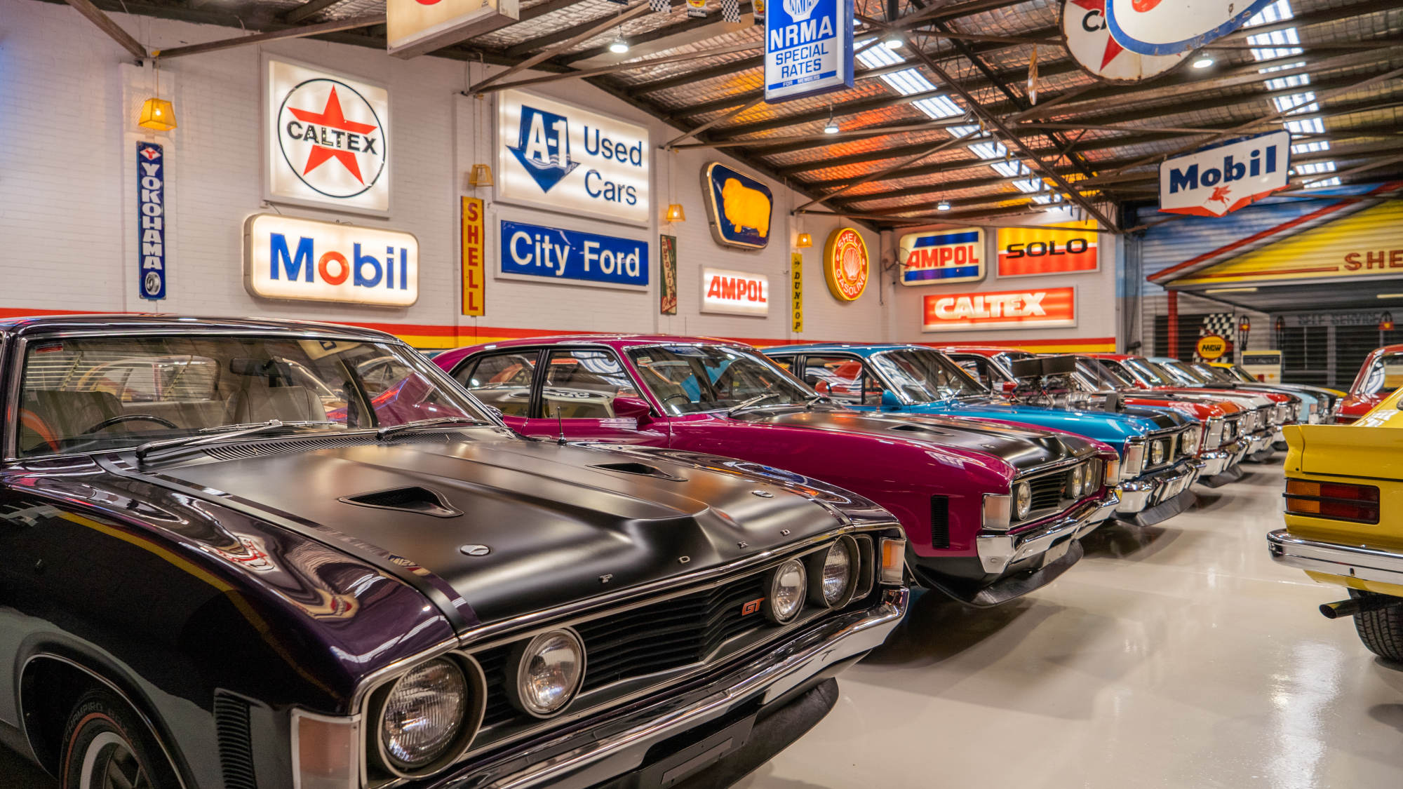 Muscle Car Warehouse Australian Muscle Cars For Sale