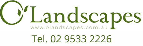 O'Landscapes Logo | Partner | Muscle Car Warehouse
