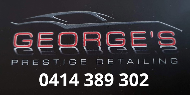 Georges Prestige Detailing | Partner | Muscle Car Warehouse