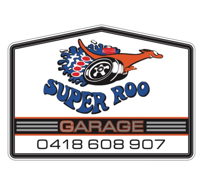 Super Roo Garage | Partner | Muscle Car Warehouse