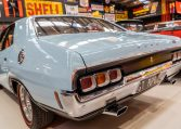 Light Blue Muscle Car | Muscle Car Warehouse