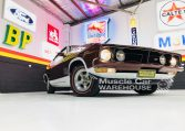 Brown Muscle Car In Warehouse | Muscle Car Warehouse