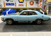 Ford Falcon XA GT RPO Sedan Skyview Blue   Muscle Car Warehouse