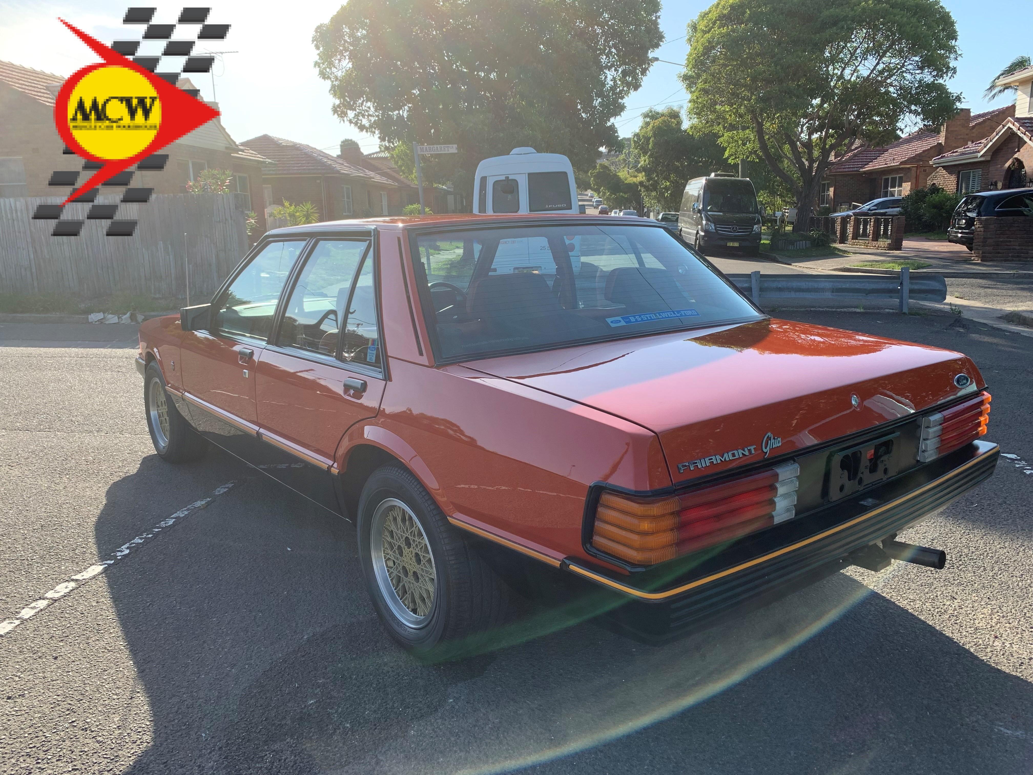 1982 Ford XE Fairmont Ghia ESP - Muscle Car Warehouse