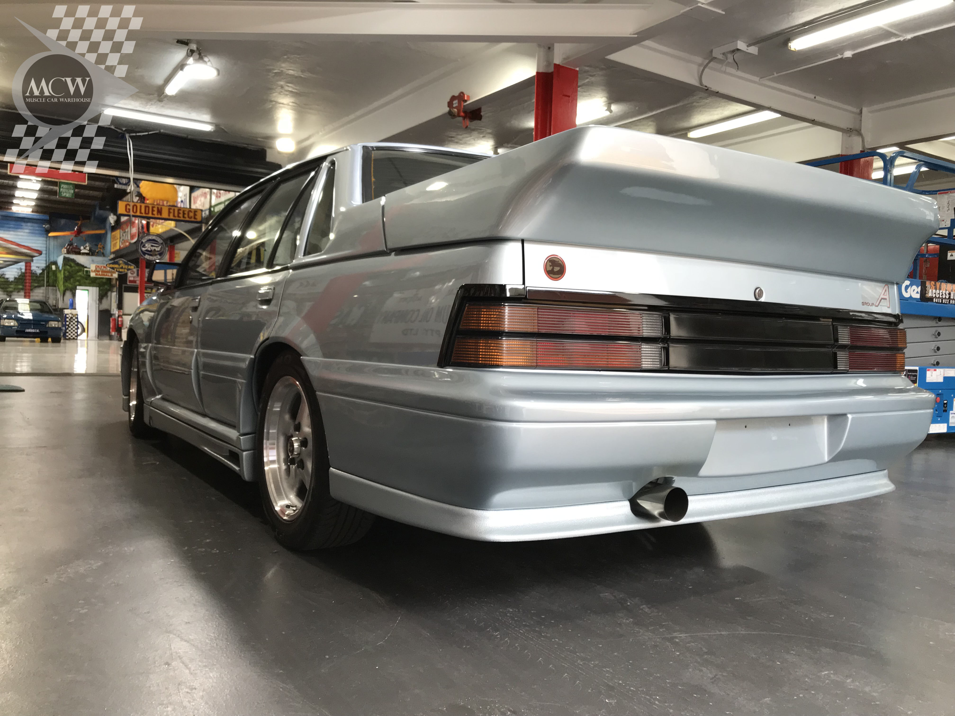 1988 VL SS Group A Walkinshaw Commodore - Muscle Car Warehouse