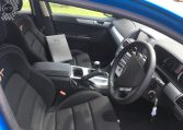 Ford Falcon FG GT Nitro Blue Engine Interior | Muscle Car Warehouse