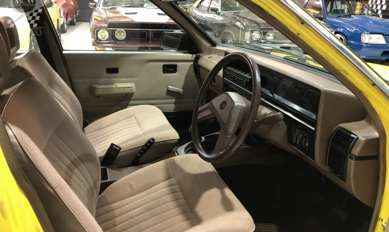 Holden Commodore VK BT1 Interior   Muscle Car Warehouse