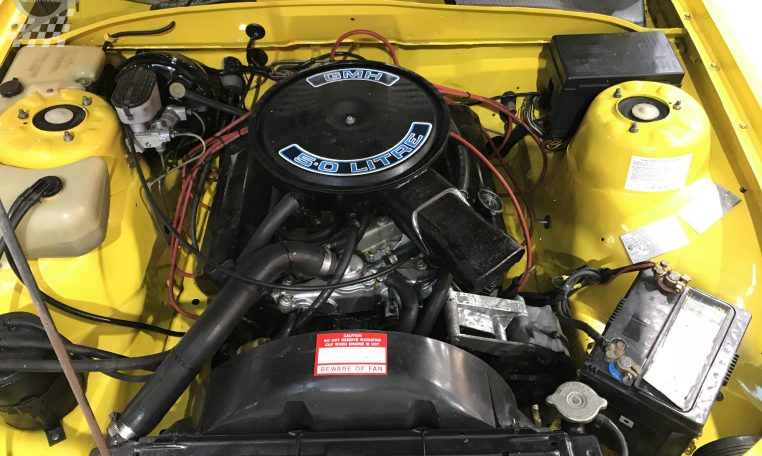Holden Commodore VK BT1 Engine | Muscle Car Warehouse