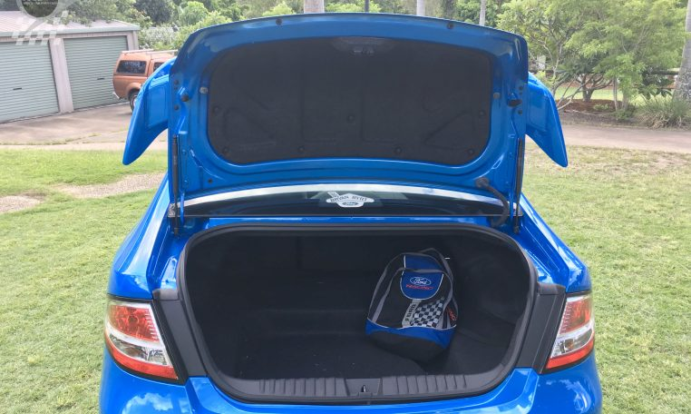 Ford Falcon FG GT Nitro Blue Trunk | Muscle Car Warehouse