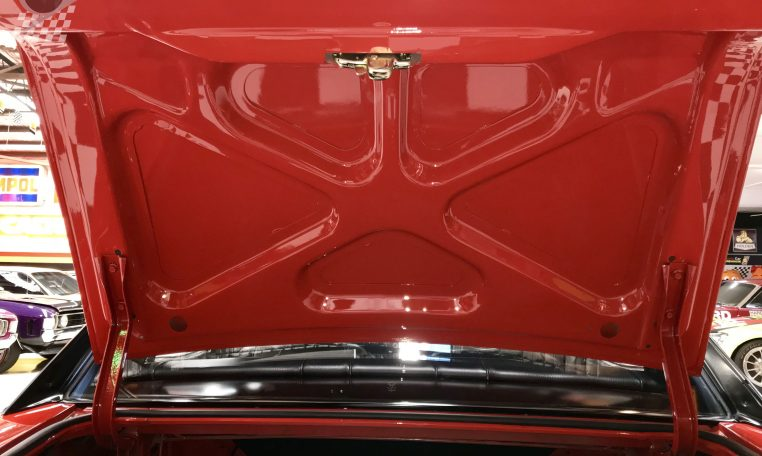 Ford Falcon XY GT Track Red Trunk | Muscle Car Warehouse