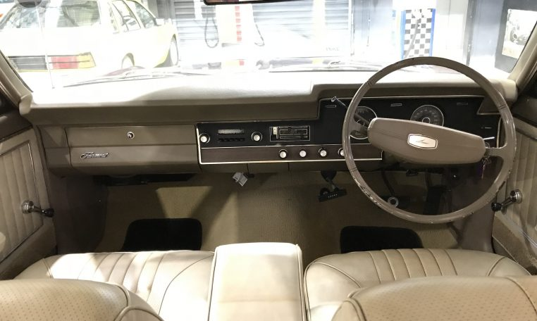 Ford Fairmont XT Wagon Interior | Muscle Car Warehouse