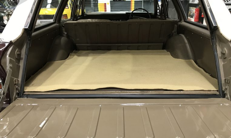 Ford Fairmont XT Wagon Trunk | Muscle Car Warehouse