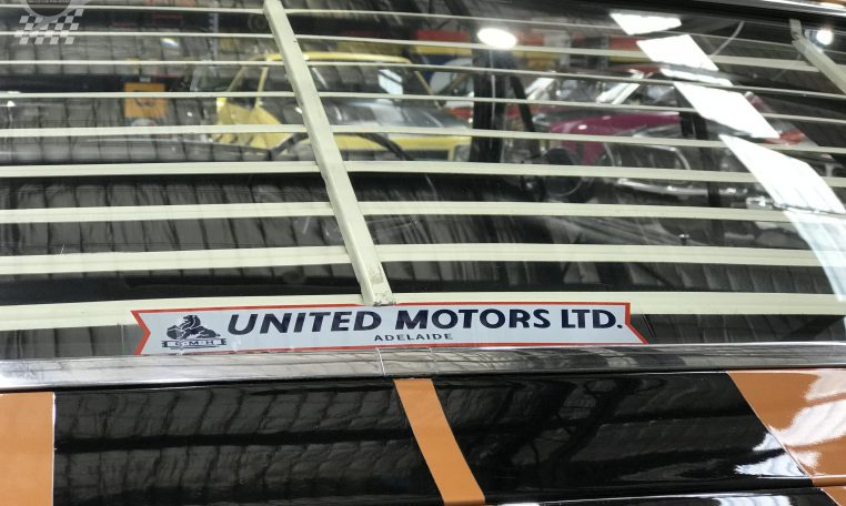 Holden HT GTS Monaro Window | Muscle Car Warehouse