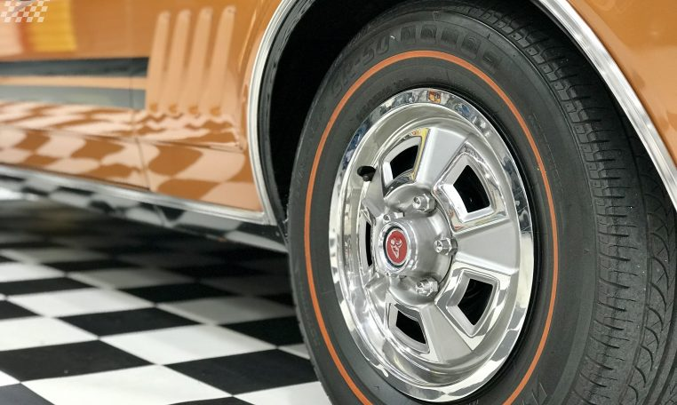 Holden HT GTS Monaro Wheel | Muscle Car Warehouse