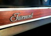 1970 XW GS Fairmont Sedan Interior | Muscle Car Warehouse
