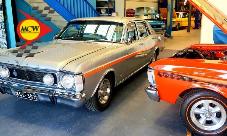 1970 XW GS Fairmont Sedan | Muscle Car Warehouse