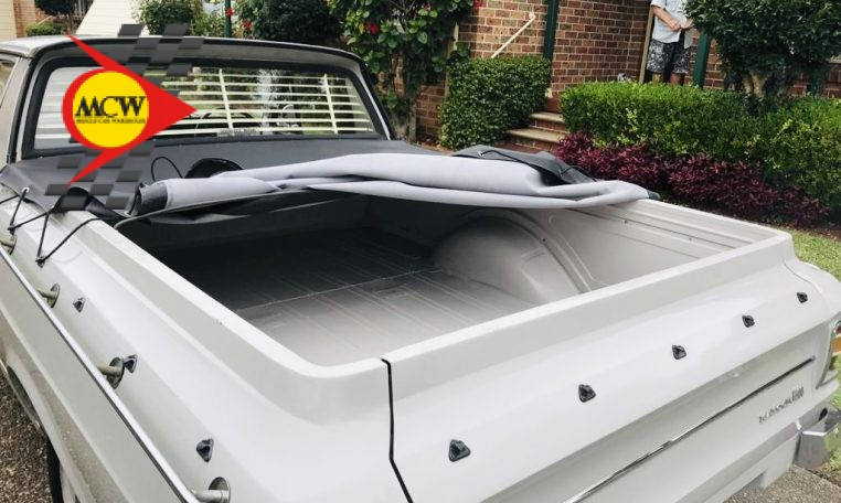 1969 Ford Falcon 500 XW Trunk | Muscle Car Warehouse