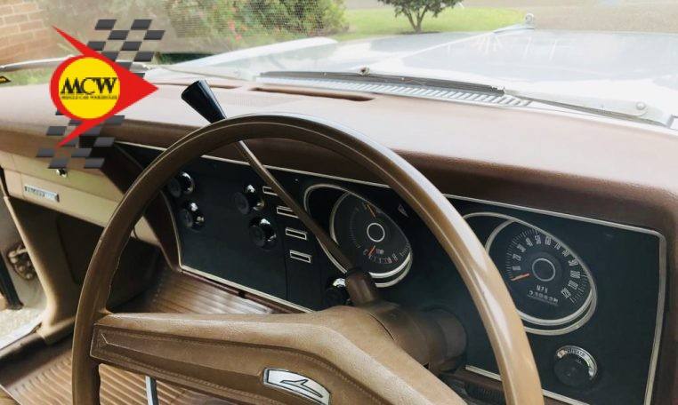 1969 Ford Falcon 500 XW Interior | Muscle Car Warehouse
