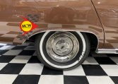 1969 Chrysler VF Valiant VIP Sedan Wheel | Muscle Car Warehouse