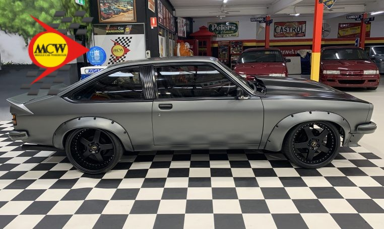 1977 LX Holden Torana Hatch Back Coupe | Muscle Car Warehouse