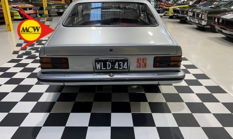 1976 LX Holden Torana Hatch Back Coupe | Muscle Car Warehouse