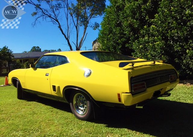 1973 Ford Falcon XB GT Hardtop | Muscle Car Warehouse