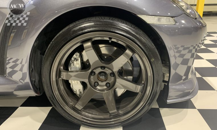 Mazda RX8 Wheel | Muscle Car Warehouse