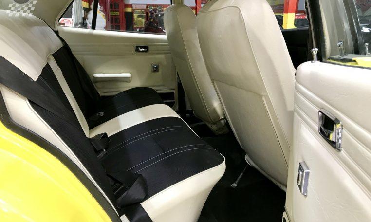 Ford Falcon XB GT Yellow Blaze Interior   Muscle Car Warehouse
