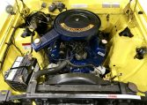 Ford Falcon XB GT Yellow Blaze Engine   Muscle Car Warehouse