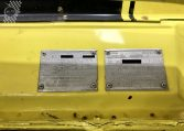 Ford Falcon XB GT Yellow Blaze Number | Muscle Car Warehouse