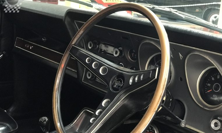 Ford Falcon XW GT Brambles Red Interior   Muscle Car Warehouse