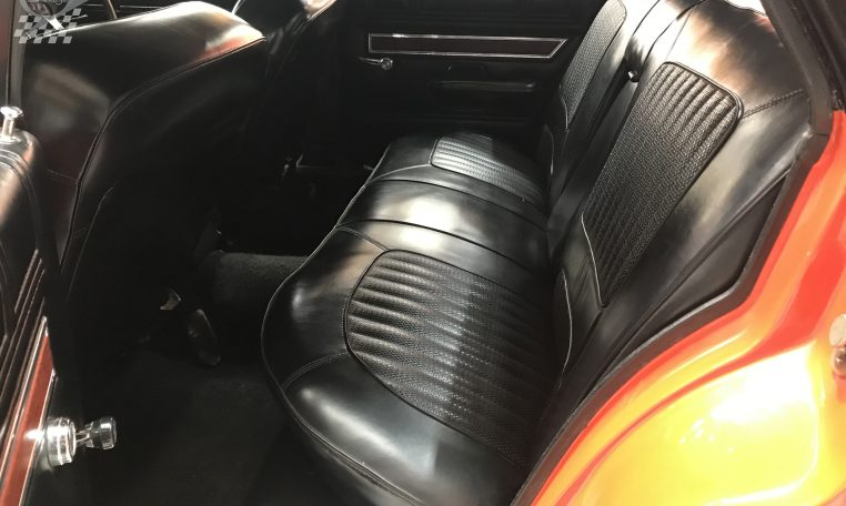 Ford Falcon XW GT Brambles Red Interior | Muscle Car Warehouse
