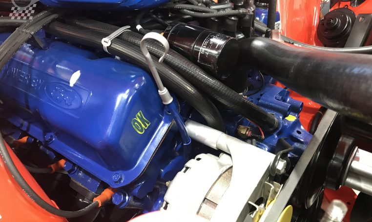 Ford Falcon XY GTHO Phase 3 Engine   Muscle Car Warehouse