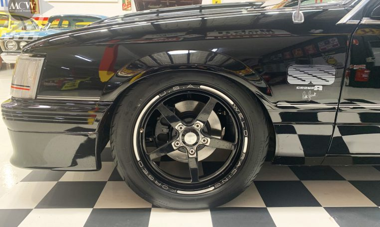 1984 VK Holden Commodore Brock Replica Wheel | Muscle Car Warehouse