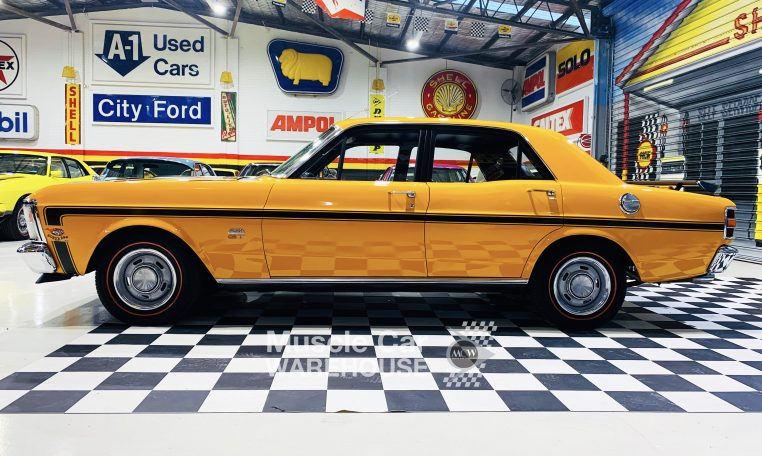 1970 Ford Falcon XW GT | Muscle Car Warehouse