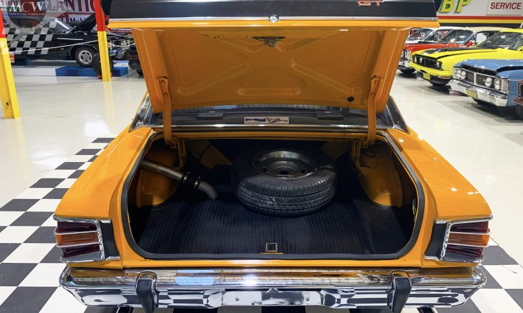 1970 Ford Falcon XW GT Trunk | Muscle Car Warehouse