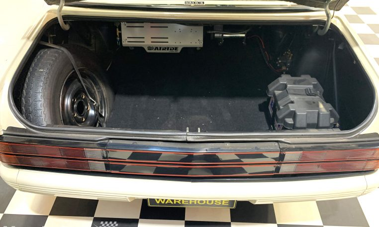 1985 Holden Commodore VK SS Brock Replica Trunk | Muscle Car Warehouse