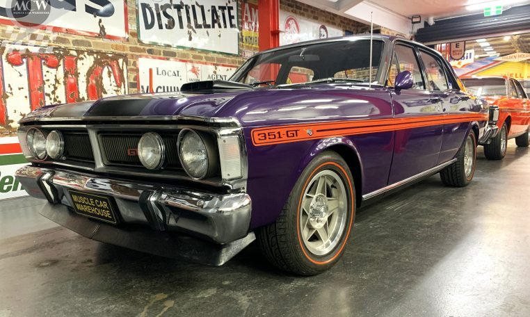 1971 Ford Falcon XY GTHO Replica | Muscle Car Warehouse