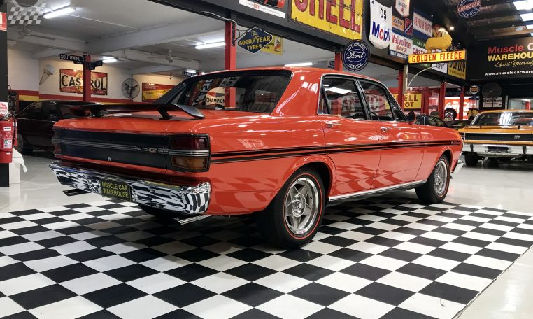 Ford Falcon XY GTHO Phase 3 | Muscle Car Warehouse