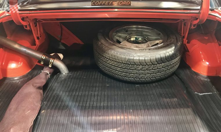 Ford Falcon XY GTHO Phase 3 Trunk   Muscle Car Warehouse