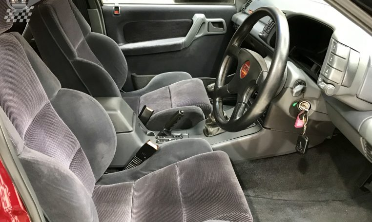 Holden Commodore VN SS Group A Interior   Muscle Car Warehouse