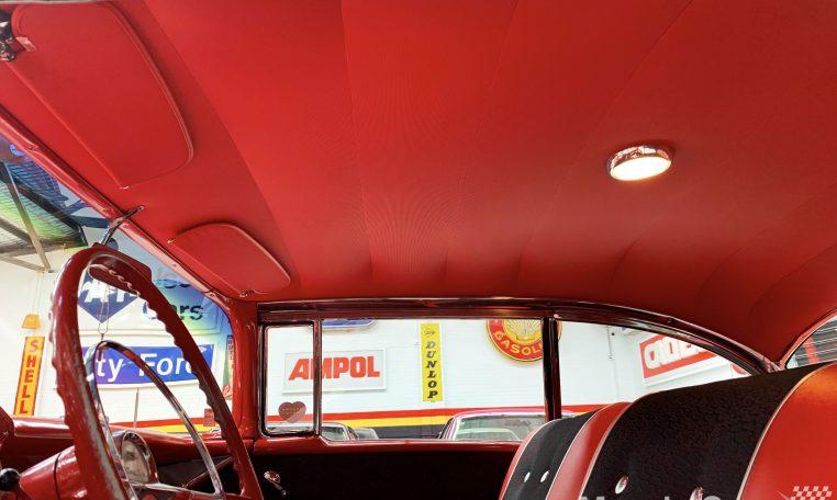 1957 Chevrolet Two-Ten Hardtop Interior | Muscle Car Warehouse