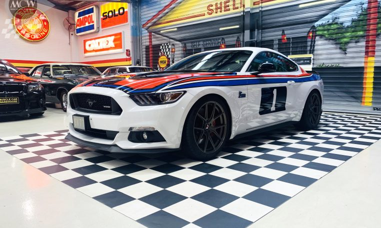 2017 Ford Mustang Tickford Bathurst '77 Special   Muscle Car Warehouse