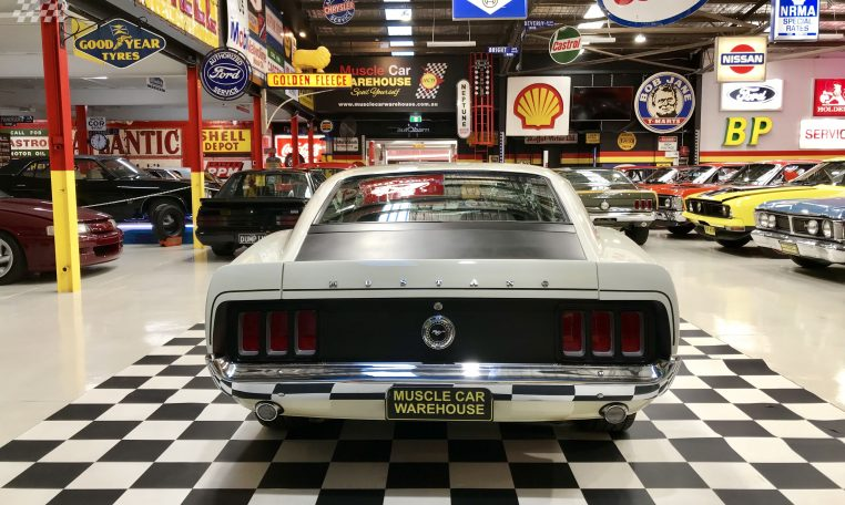 Ford Mustang Boss 302 | Muscle Care Warehouse