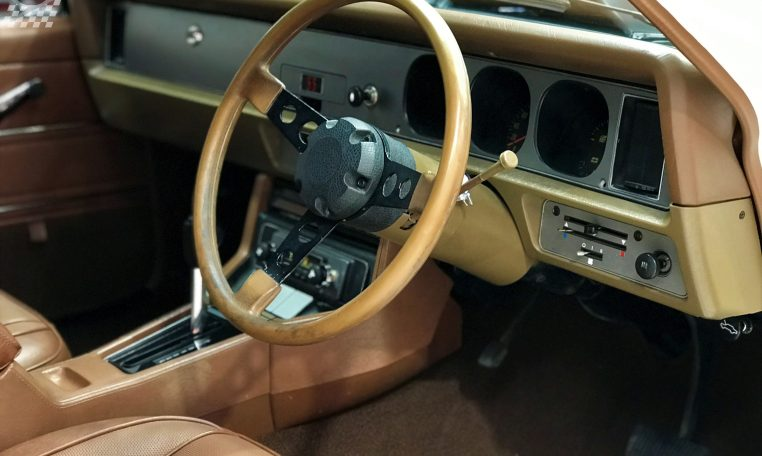 Holden Torana A9X Interior | Muscle Car Warehouse