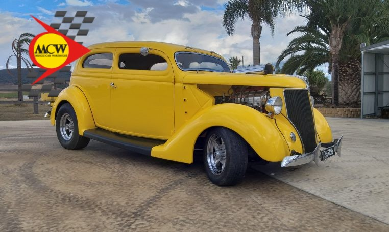 36 Ford Tudor | Muscle Car Warehouse