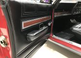 Ford Falcon XW GT Candy Apple Red Interior | Muscle Car Warehouse